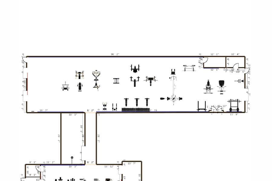 vanguard 24 hour key club gym in kingston nh 2