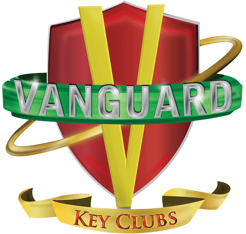 vanguard key clubs a 24 hour gym and fitness center - logo