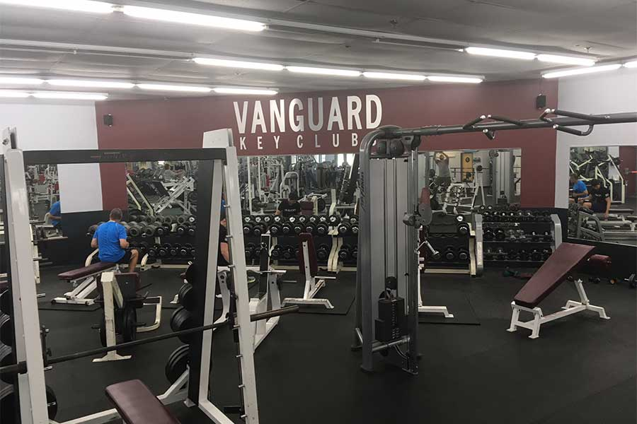 vanguard 24 hour key club gym in york maine 7
